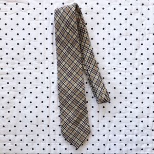 Vintage Pendleton Wool Neck Tie